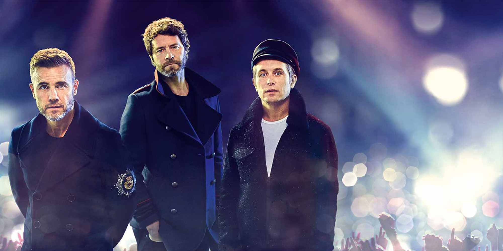 Take That - Wonderland live from the 02